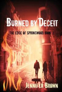 Burned by Deceit cover