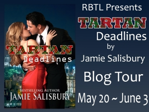 Tartan Deadlines Blog Tour Banner
