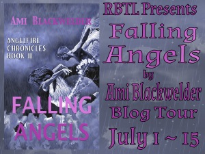 Falling Angels Blog Tour Banner
