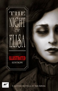 THE NIGHT OF ELISA COVER