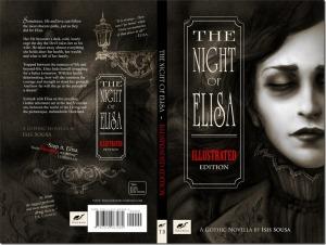 THE NIGHT OF ELISA Wrap