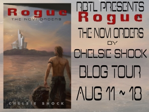 Rogue The Novi Orders Blog Tour Banner