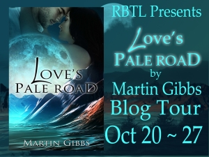 Love's Pale Road Blog Tour Banner