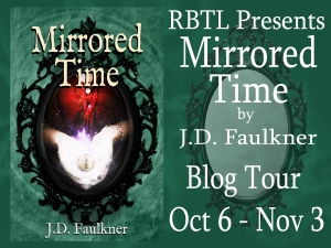 Mirrored Time Blog Tour Banner