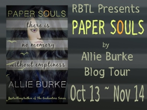 Paper Souls Blog Tour Banner