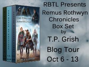 Remus Rothwyn Chronicles Box Set Blog Tour Banner