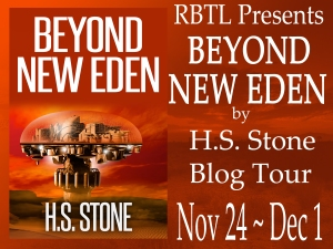 Beyond New Eden Blog Tour Banner