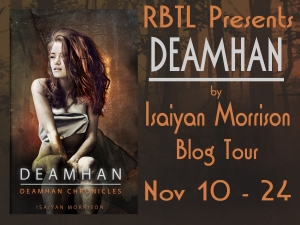 Deamhan Blog Tourr Banner