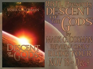 Descent of the Gods Blog Tour Banner