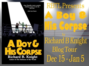 A Boy & His Corpse Blog Tour Banner