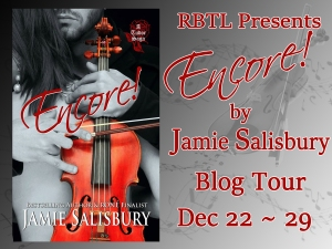 Encore! Blog Tour Banner