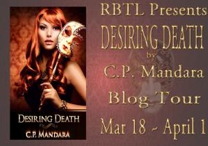 Desiring Death Blog Tour Banner