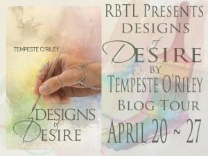 Designs of Desire Blog Tour Banner
