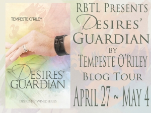 Desires' Guardian Blog Tour Banner