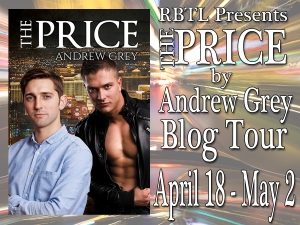 The Price Blog Tour Banner