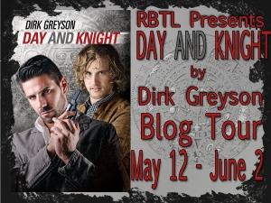 Day and Knight Blog Tour Banner
