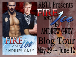 Fire and Ice Blog Tour Banner