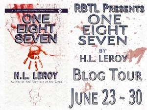 One Eight Seven Blog Tour Banner