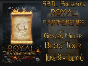 Royal Partnerships Blog Tour Banner