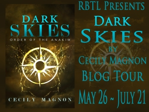 Dark Skies Blog Tour Banner