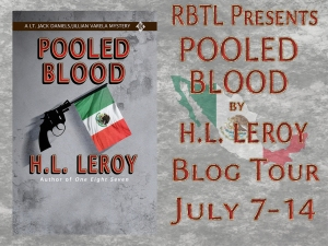 Pooled Blood Blog Tour Banner