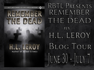 Remember the Dead Blog Tour Banner